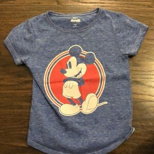 Other - Girls Mickey top